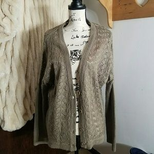 Pretty knit cardigan